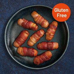 8 Gluten Free Pig in Blankets