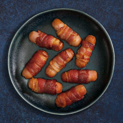 8 Pigs In Blankets