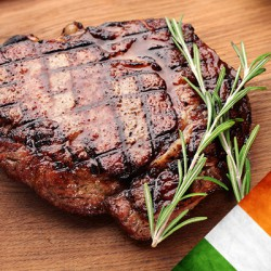 6 x 6-7oz Irish Grass Fed Rump Steaks ****