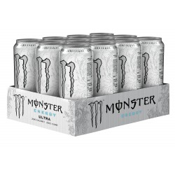Monster Energy Ultra White Zero Calories