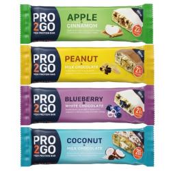 Sci Mx PRO 2GO High Protein Bars - Apple & Cinnamon