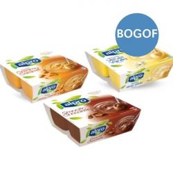 8 x Alpro Soy Desserts - BOGOF