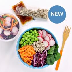 Asian Salad Pot - 19g Protein & 380 Kcal
