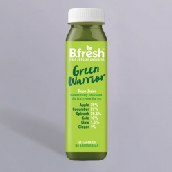 B.Fresh Green Warrior Juice 250ml