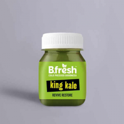 B.Fresh King Kale Shot - Vitamin B6 - 70ml