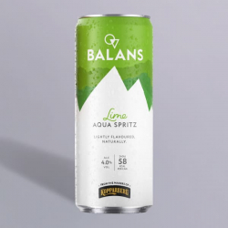 Balans Lime Alcoholic Spritz 1 x 250ml