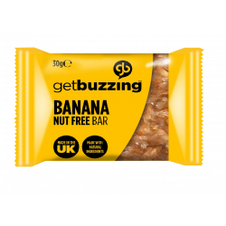 Get Buzzing Banana Flapjack Bites 30g