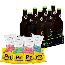 Beer + Free Bar Snack Bundle