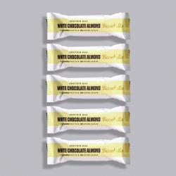 Barebells Protein Bars - White Choc Almond 5 x 55g