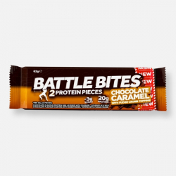 Battle Bites Protein Bar - Chocolate Caramel 62g