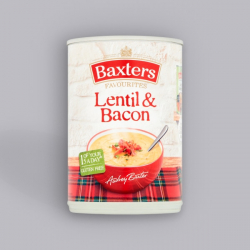 Baxters Lentil & Bacon Soup 400g