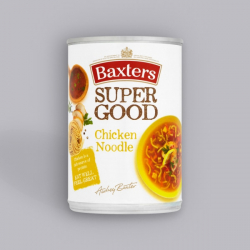 Baxters Super Good Chicken Noodle Soup 400g
