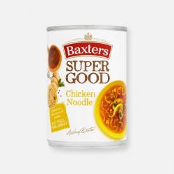 Baxters Super Good Chicken Noodle Soup 400g