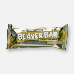 Beaver Bar - White Chocolate