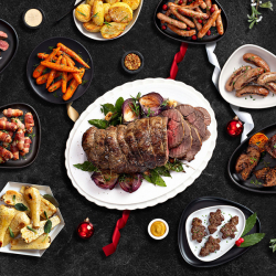 Luxury Christmas Topside Beef Hamper
