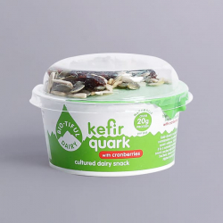Biotiful Kefir-Quark with Cranberries 180g