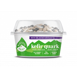 Biotiful Kefir Quark with Blackcurrants 180g