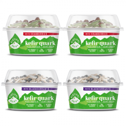 Biotiful Quark Toppers Bundle