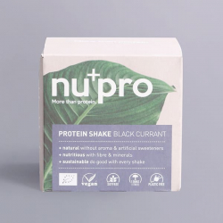 Black Currant - 200g Protein Powder - nupro