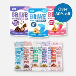 Brave Mixed Flavour Bundle - 8 Packs