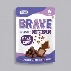 Roasted Chickpeas Dark Chocolate 30g