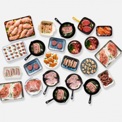Butcher Box - Makes 55 Meals