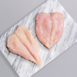 Butterfly Chicken Breast Fillets - 2 x 170g
