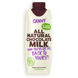 Canny Chocolate Milk - 6 x 330ml****