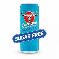 12 x Carabao Original Sugar Free Energy Drinks