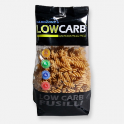 Carbzone Low Carb Fusilli Pasta - 250g ****