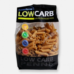 Carbzone Low Carb Penne Pasta - 250g ****