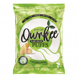 Qwrkee Gut Friendly Cauliflower Puffs
