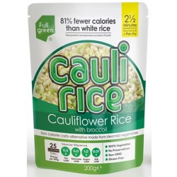 CauliRice Cauliflower Rice with Broccoli 200g