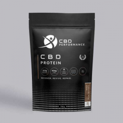 CBD Protein: Chocolate Chip 1000MG | Pro Series