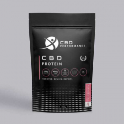 1000mg CBD Protein - Strawberry 750g