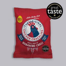 Chicken Crackling - Habanero Chilli - 30g