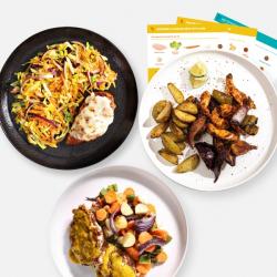 Chicken Variety Meal Kit Bundle