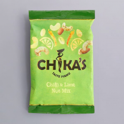 Chika's Chilli & Lime Nut Mix - 41g
