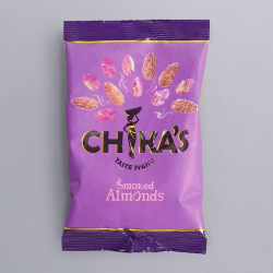 Chika's Smoked Almonds - 41g