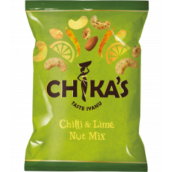 Chika's Chilli & Lime Nut Mix