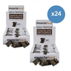 24 x Chocolate Decadence Bars - 15g Protein