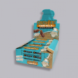 Chocolate Chip Salted Caramel Grenade® Carb Killa™ Bar 12 x 60g
