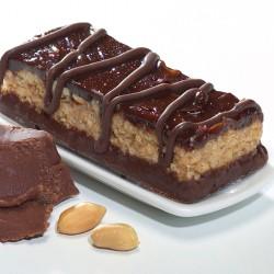 6 x High Protein Chocolate Peanut Bars