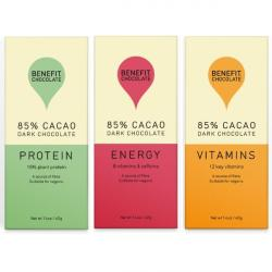 Benefit Dark Chocolate Range 85% Cacao