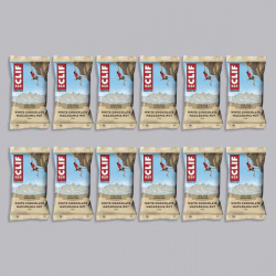 Clif Bar - White Chocolate Macadamia - 12 x 68g