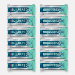 Clif Builders - Chocolate Mint  - 20g Protein 12 x 68g