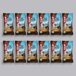Clif Bar Nut Butter Filled - Chocolate Hazelnut Butter - 12 x 50g
