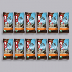 Clif Bar Nut Butter Filled - Peanut Butter - 12 x 50g