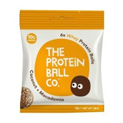 Coconut & Macadamia Protein Balls - 6 Pack