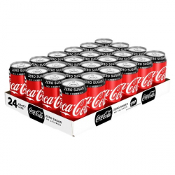 Coca Cola Zero Sugar 24 x 330ml Can